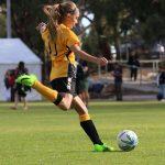 FOOTBALL GIRLS 12s - (9 Dec) A