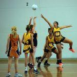 Interstate Netball Girls U12s