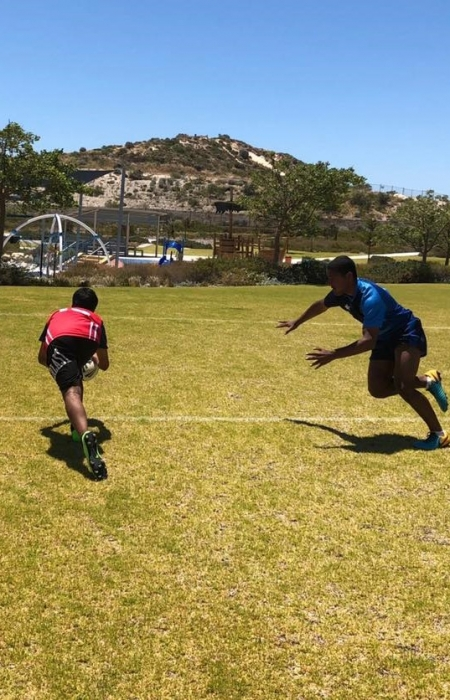 Secondary Rugby League