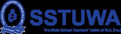 SSTUWA Logo 2017 Landscape (RGB - SSTUWA Blue)